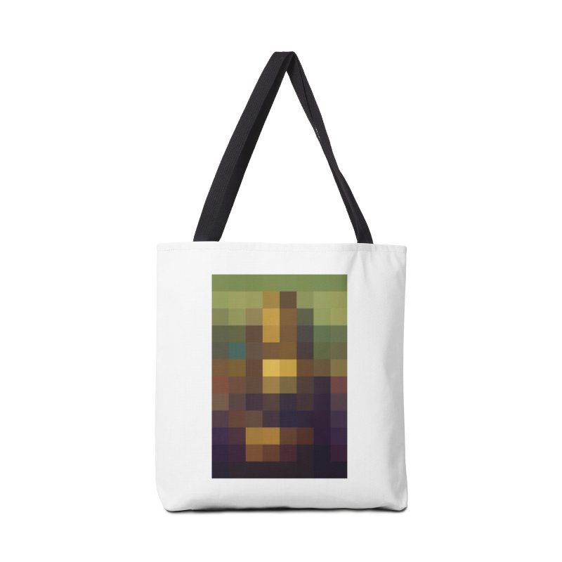 Pixel Art Accessories Bag by jussikarro's Artist Shop