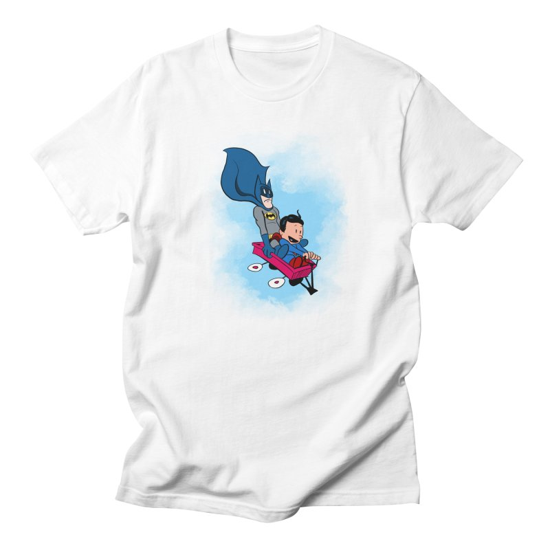 Super friends! Men's T-shirt by jussikarro's Artist Shop