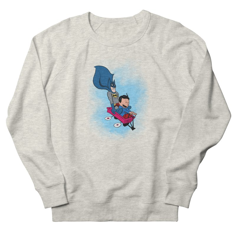 Super friends! Women's Sweatshirt by jussikarro's Artist Shop
