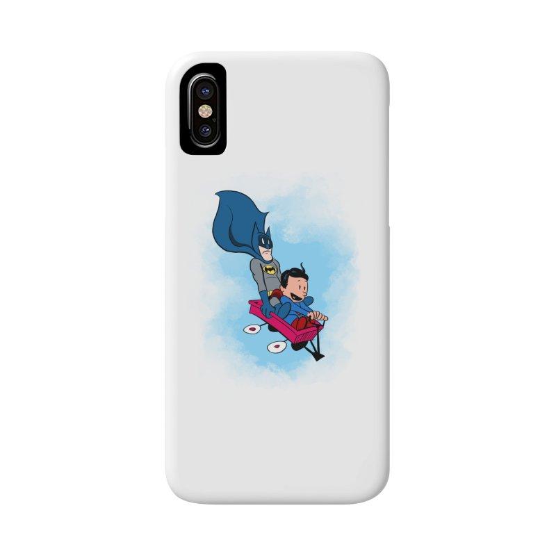 Super friends! Accessories Phone Case by jussikarro's Artist Shop