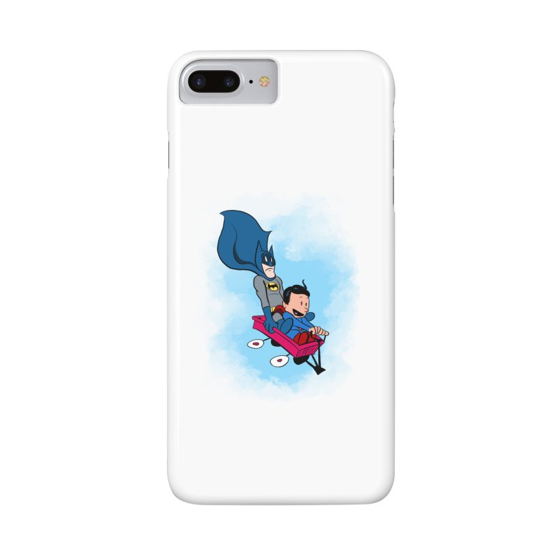Super friends! Accessories Phone Case by jussikarro's Artist Shop