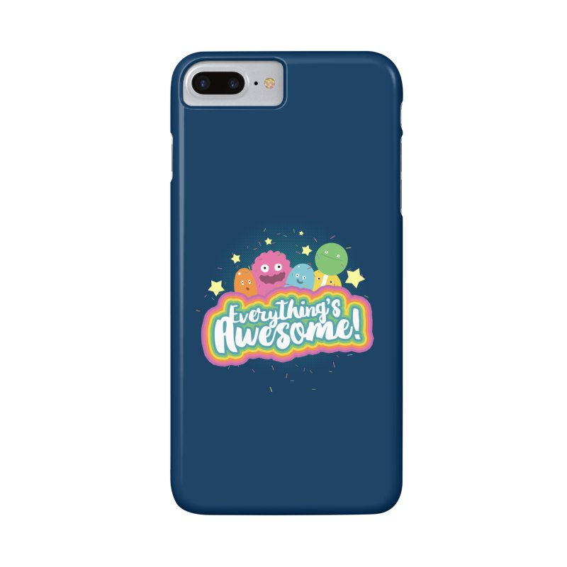 Everything's Awesome! Accessories Phone Case by jussikarro's Artist Shop