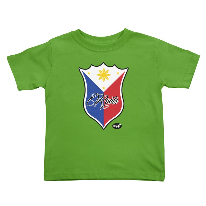 Roots Kids Toddler T-Shirt by Just4Fun Unlimited