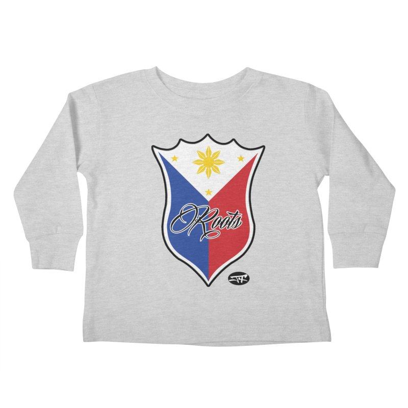 Roots Kids Toddler Longsleeve T-Shirt by Just4Fun Unlimited