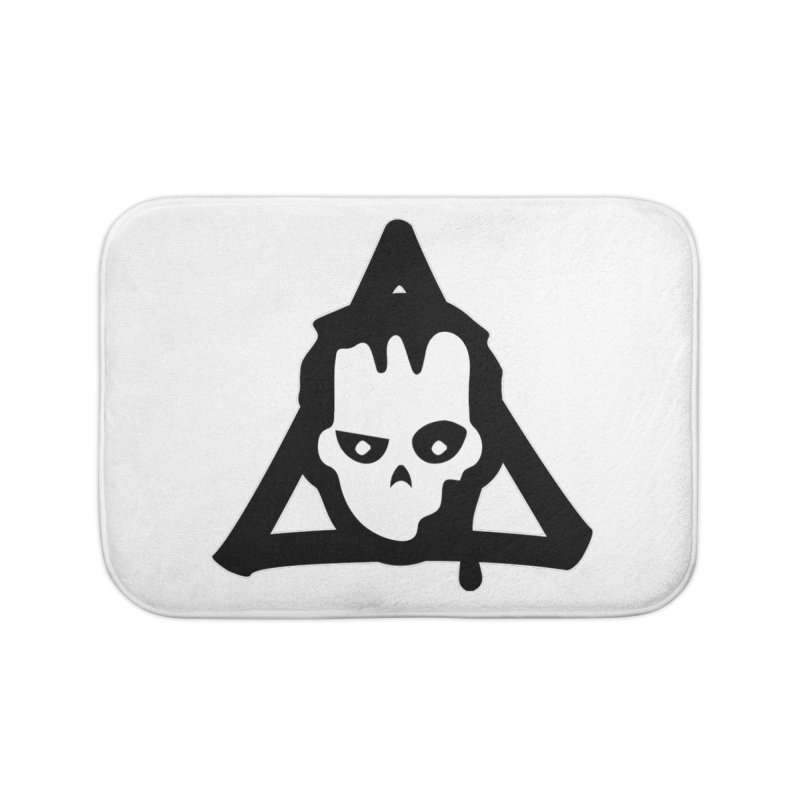 Zombie Krew Home Bath Mat by Just4Fun Unlimited