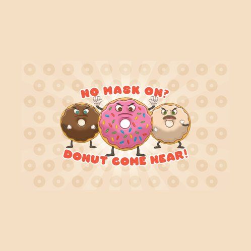 Design for Donut Come Near!