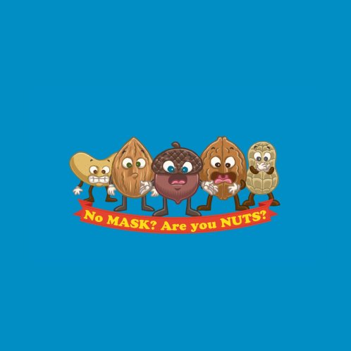 Design for Are You Nuts?