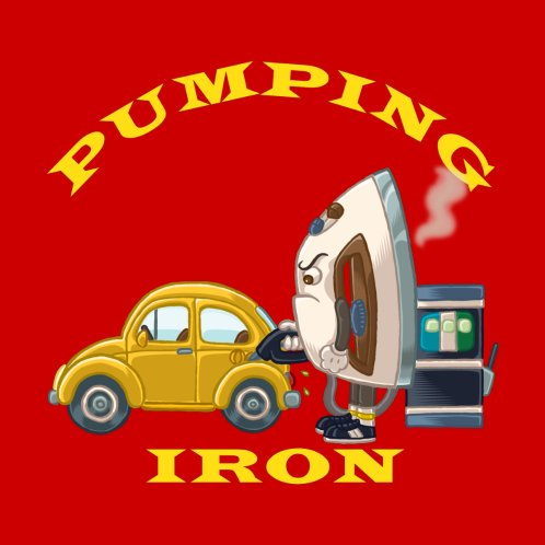 Design for Pumping Iron
