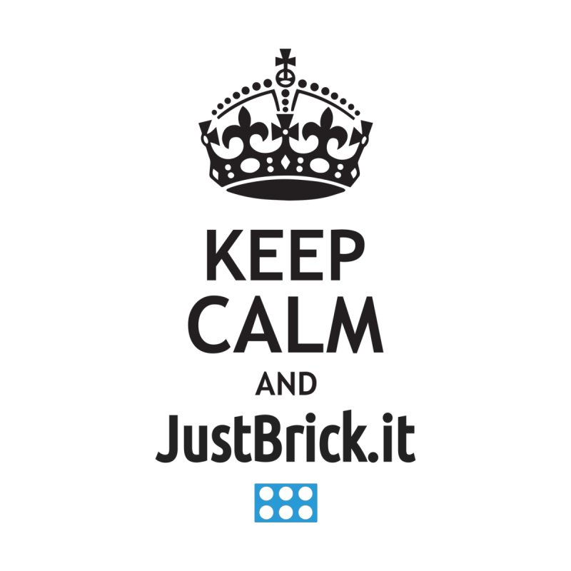 keep calm by Justbrick's shop