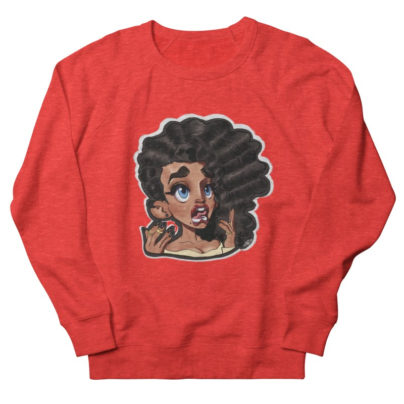 This Is Fine... Women's Sweatshirt by Justifiable Concepts Apparel and Goods