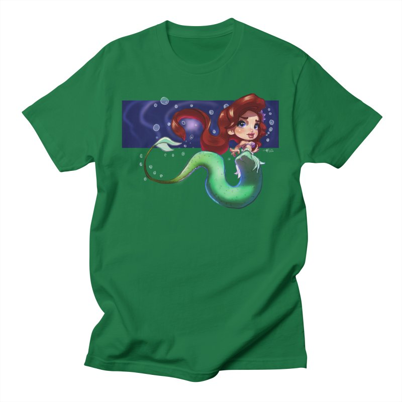 My Heart Is A Part Of Your World Men's T-Shirt by Justifiable Concepts Apparel and Goods