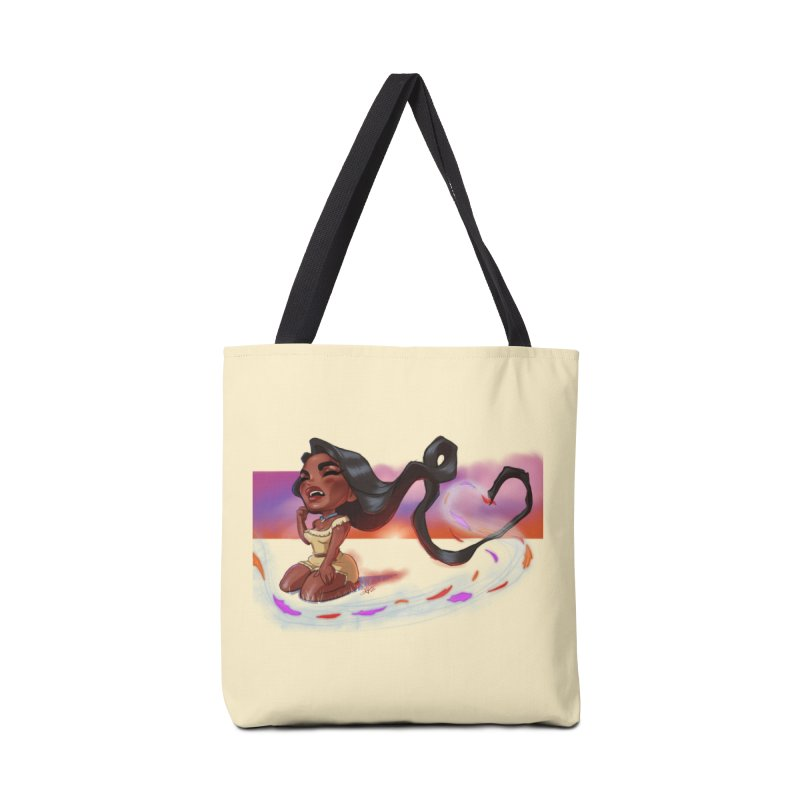 My Heart Sings... Accessories Bag by Justifiable Concepts Apparel and Goods