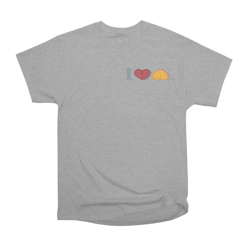 ILuh Melons Women's Heavyweight Unisex T-Shirt by Justifiable Concepts Apparel and Goods