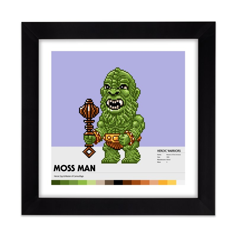 Heroic Spy & Master of Camouflage Home Framed Fine Art Print by Gifts by Gammon