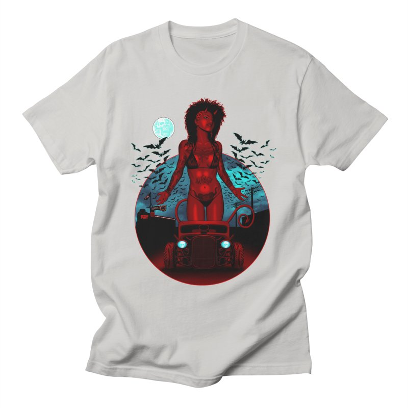 The Devil in Malice shirt Men's T-Shirt by Hamptonia, Justin Hampton's Artist Shop