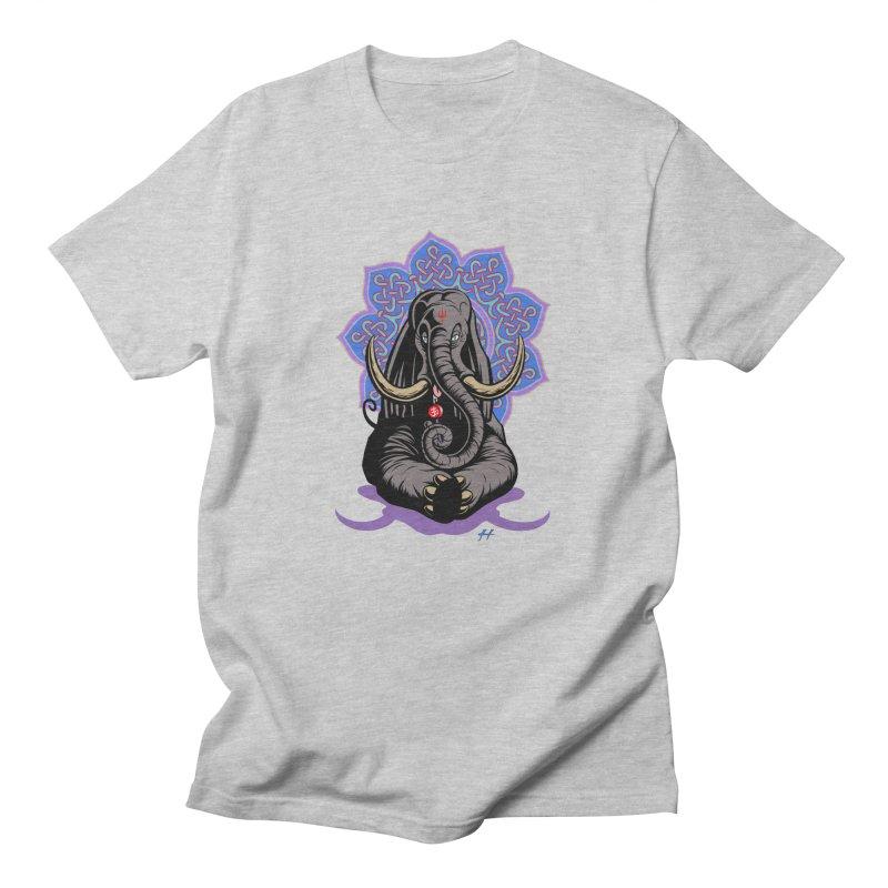 Ganesha Lollipop shirt Men's T-Shirt by Hamptonia, Justin Hampton's Artist Shop