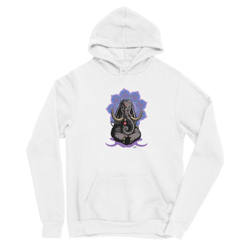 Ganesha Lollipop shirt Women's Pullover Hoody by Hamptonia, Justin Hampton's Artist Shop