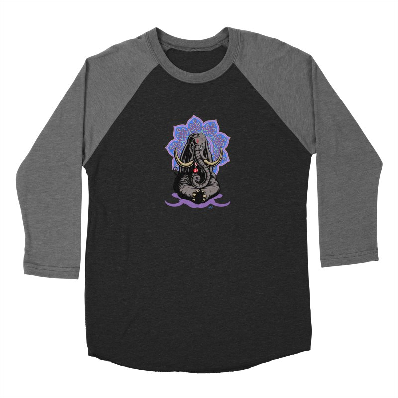 Ganesha Lollipop shirt Women's Longsleeve T-Shirt by Hamptonia, Justin Hampton's Artist Shop