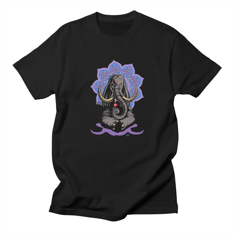 Ganesha Lollipop shirt Men's T-Shirt by Hamptonia, Justin Hampton's Artist Shop