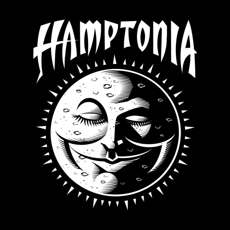 Hamptonia t-shirt Women's Tank by Hamptonia, Justin Hampton's Artist Shop
