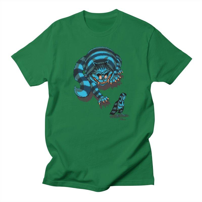 Pretty Birdie Men's T-Shirt by Hamptonia, Justin Hampton's Artist Shop