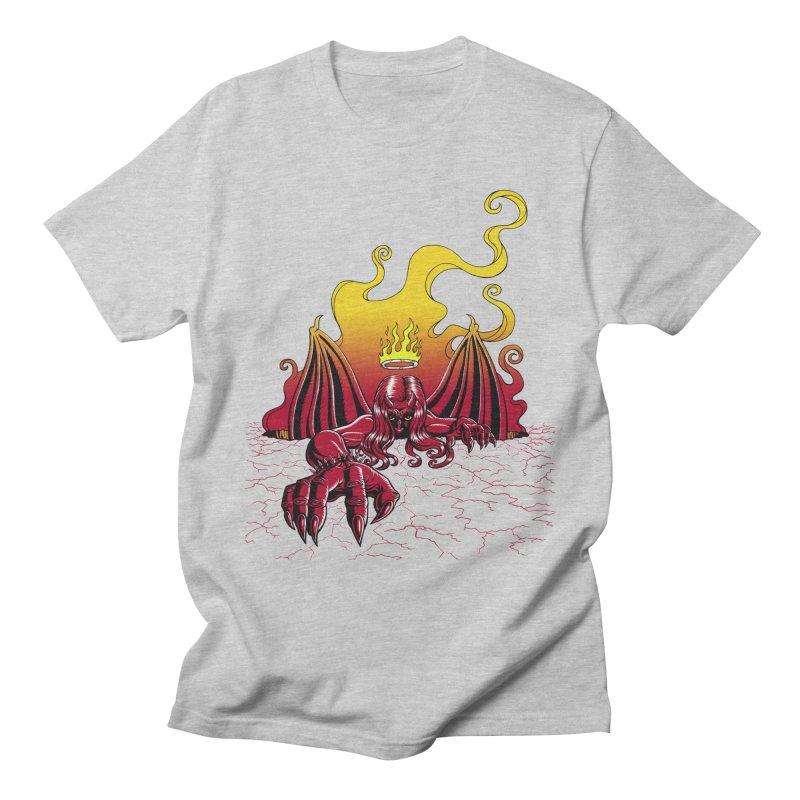 The Fallen Men's T-Shirt by Hamptonia, Justin Hampton's Artist Shop