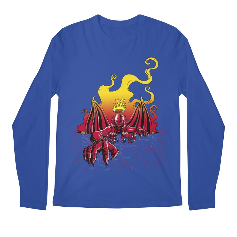 The Fallen Men's Longsleeve T-Shirt by Hamptonia, Justin Hampton's Artist Shop