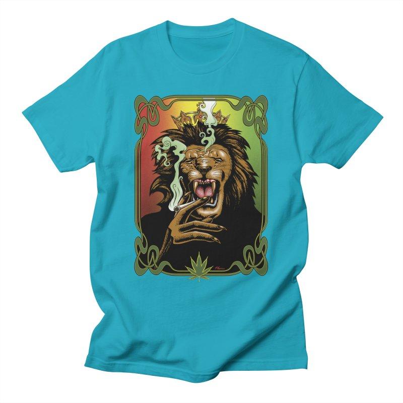 Royal Chronic Men's T-Shirt by Hamptonia, Justin Hampton's Artist Shop