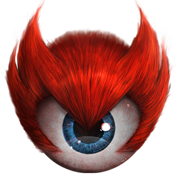 Rampaged Reality Masks Logo