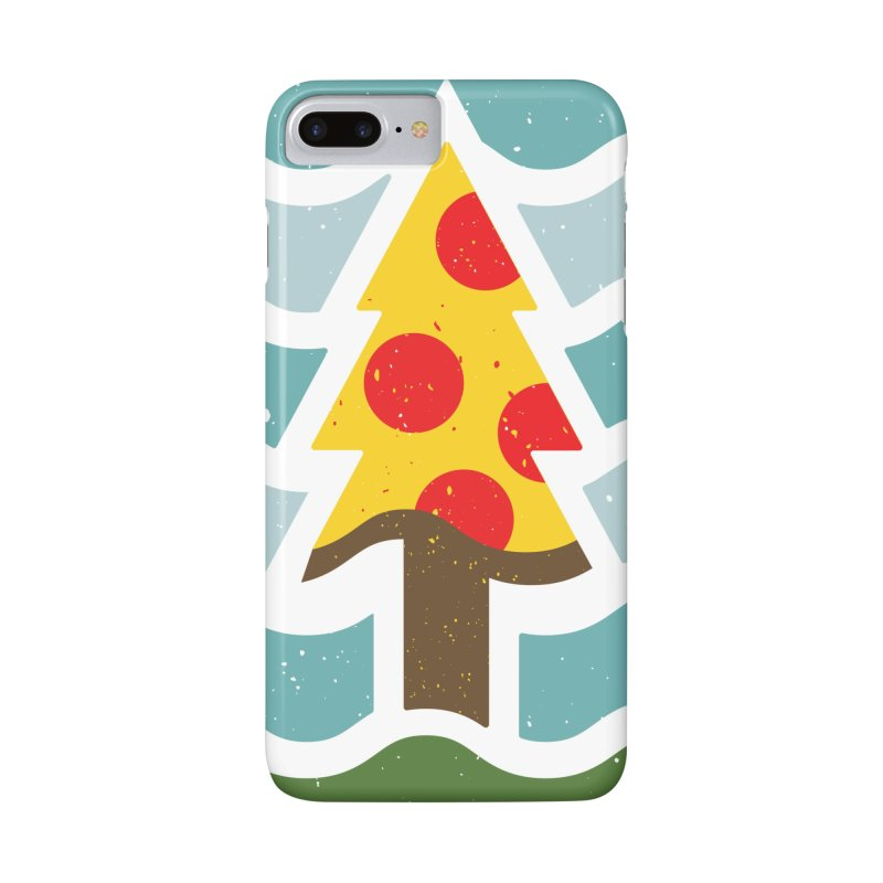 Go Eat Outside - Pizza Accessories Phone Case by justinryanorg's Artist Shop