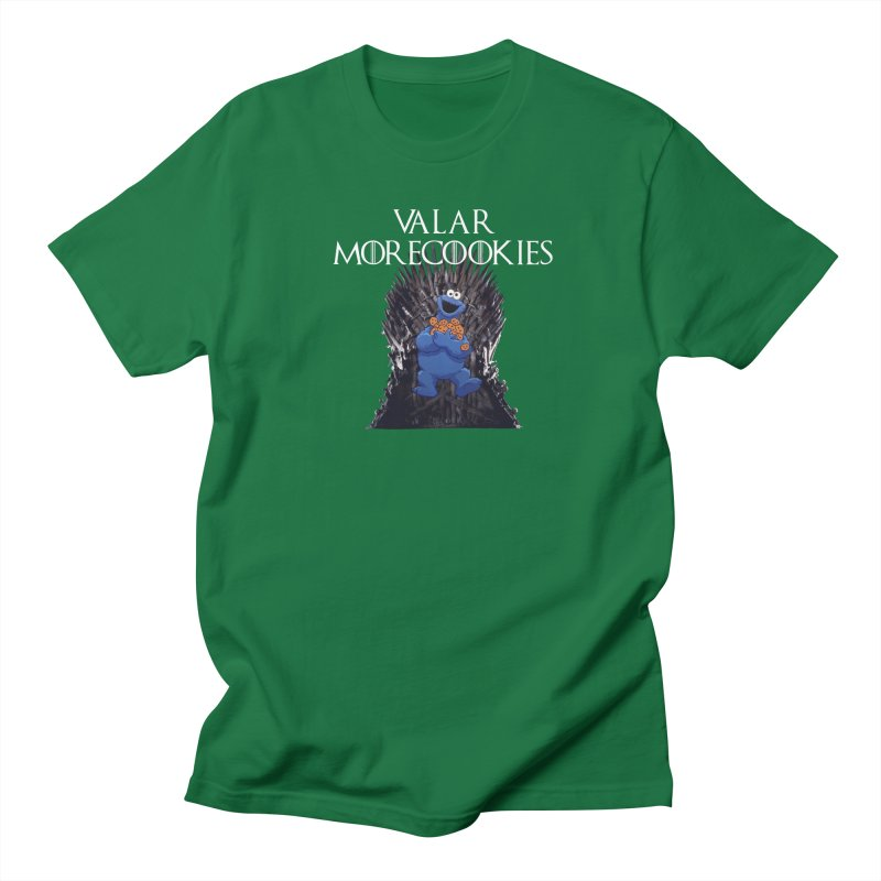 I is for Iron Throne Men's Regular T-Shirt by Justin Tapp's Artist Shop