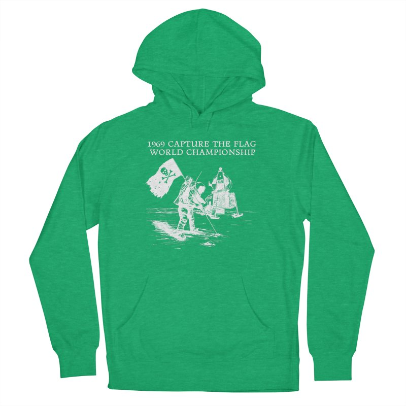 Champion of the World Women's French Terry Pullover Hoody by Justin Tapp's Artist Shop