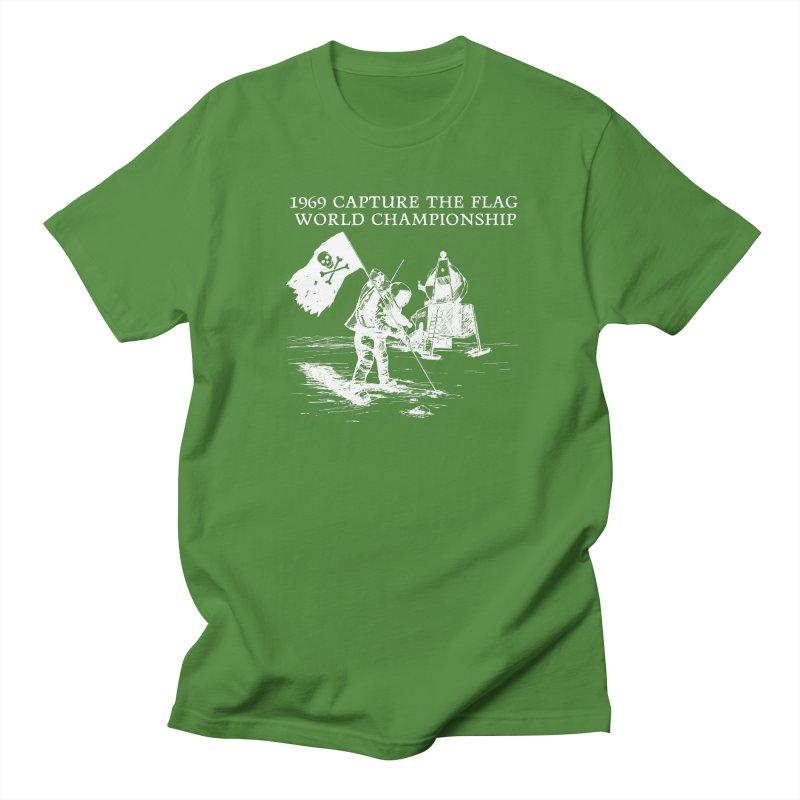 Champion of the World Women's Regular Unisex T-Shirt by Justin Tapp's Artist Shop