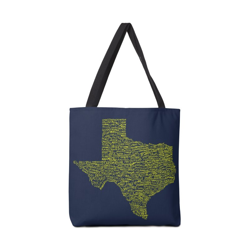 Where Y'all From? Accessories Bag by justintapp's Artist Shop