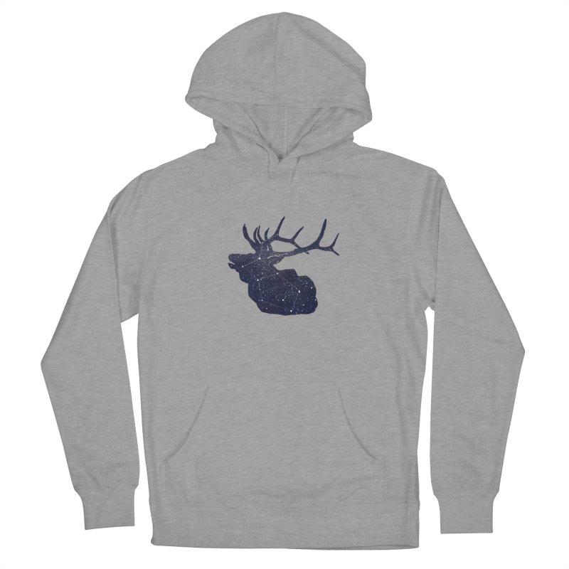 Elkstellation Men's Pullover Hoody by Justin Tapp's Artist Shop