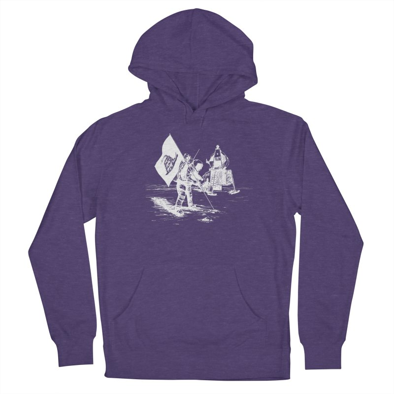 We Got Here First Women's Pullover Hoody by Justin Tapp's Artist Shop