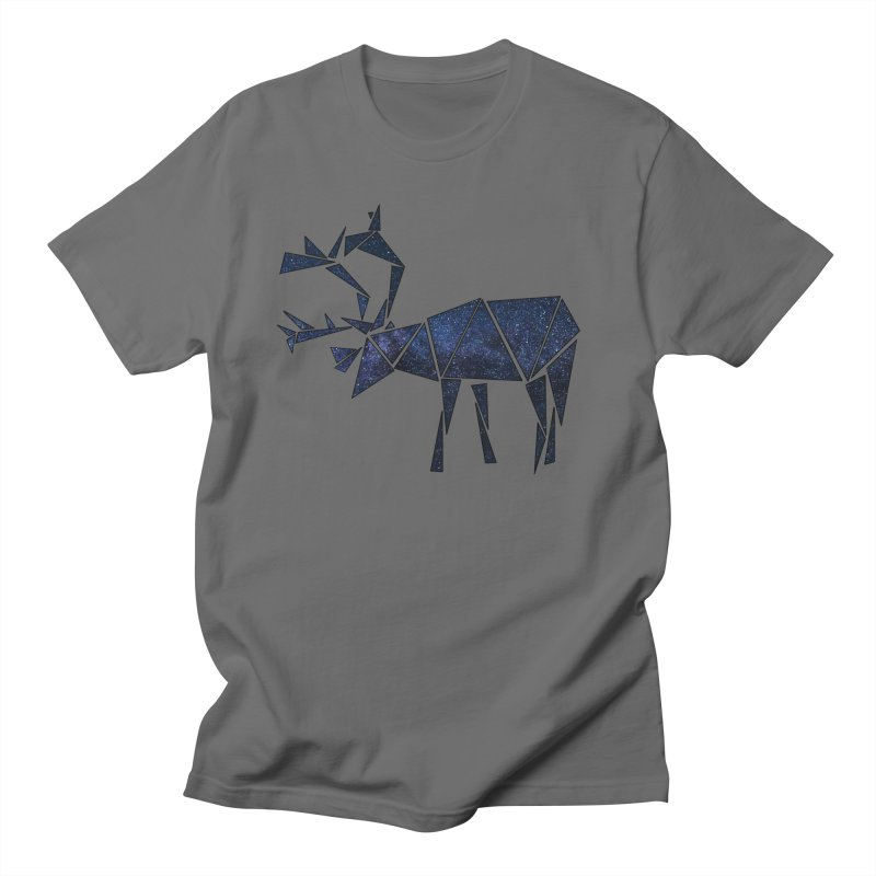 Arctic Nights Men's T-Shirt by Justin Tapp's Artist Shop
