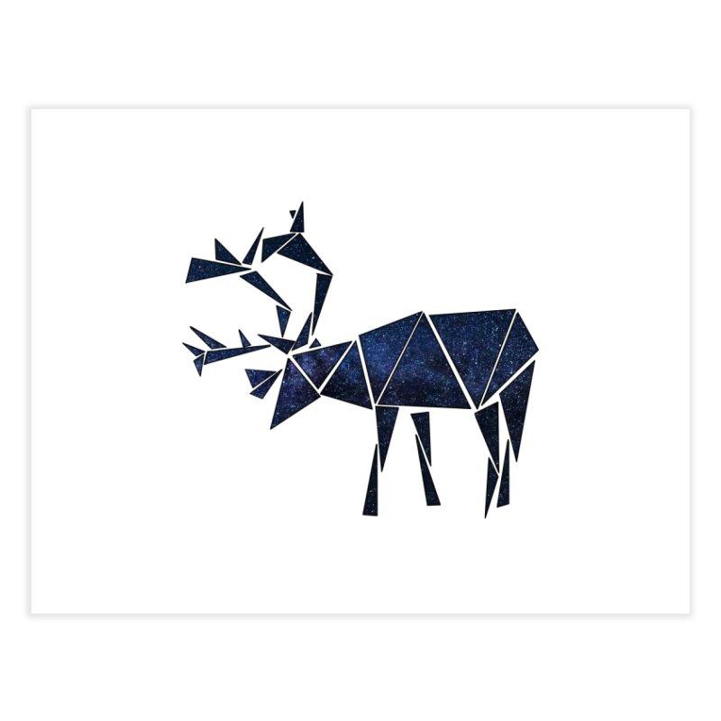 Arctic Nights Home Fine Art Print by justintapp's Artist Shop