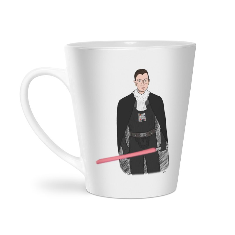 Ruth Vader Ginsburg Accessories Mug by justintapp's Artist Shop