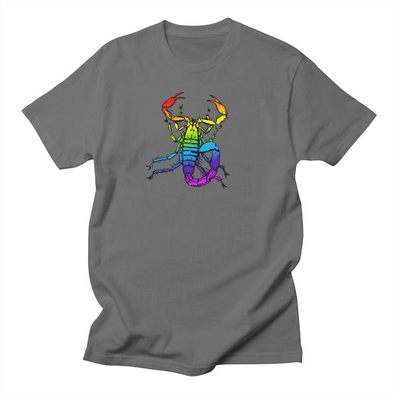 Scorpio Men's T-Shirt by Justin Tapp's Artist Shop