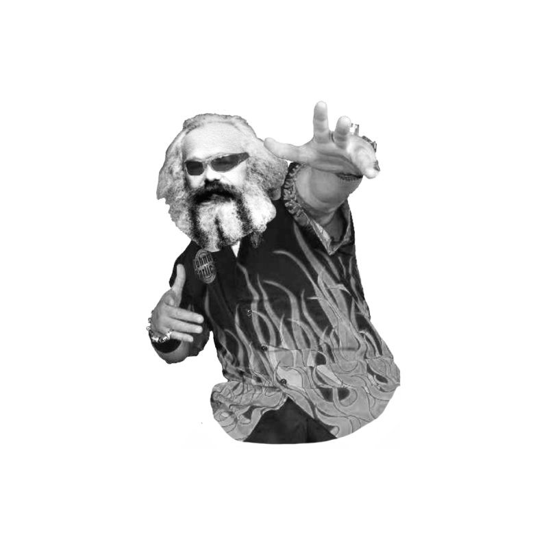 Karl Marx Fieri by justintapp's Artist Shop