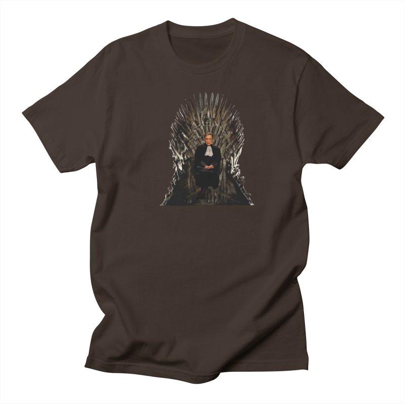 Ruth Breaker Chainsburg Men's Regular T-Shirt by Justin Tapp's Artist Shop
