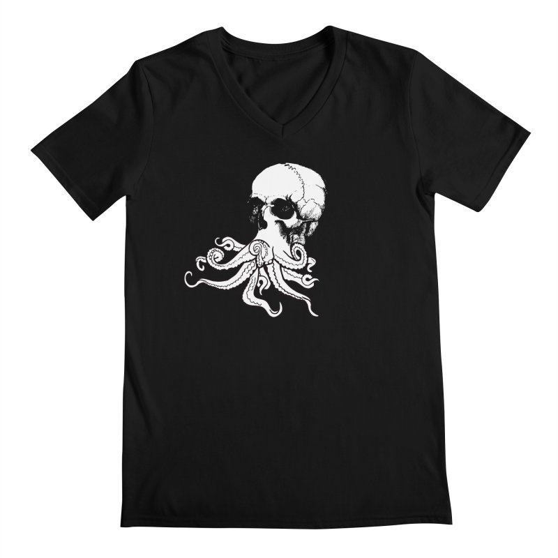 What Is Dead May Never Die Men's V-Neck by Justin Tapp's Artist Shop