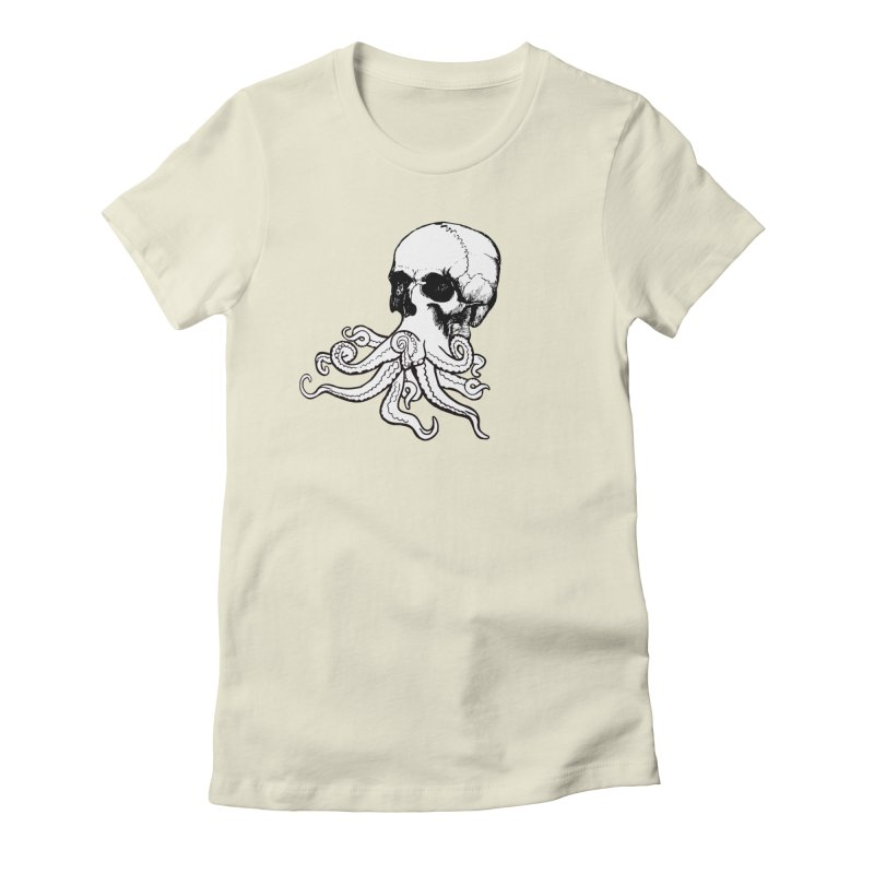 What Is Dead May Never Die Women's Fitted T-Shirt by Justin Tapp's Artist Shop