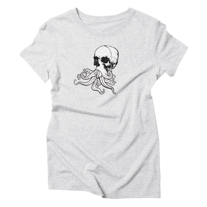 What Is Dead May Never Die Women's Triblend T-Shirt by Justin Tapp's Artist Shop