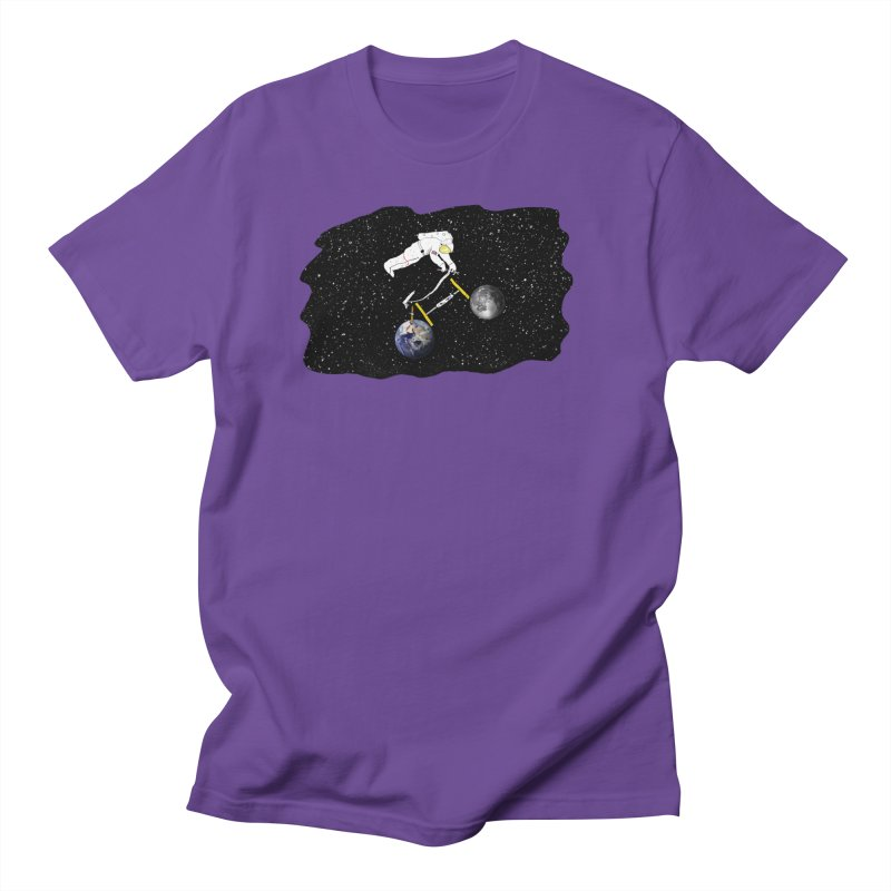 Tour d'Éspace Women's T-Shirt by Justin Tapp's Artist Shop