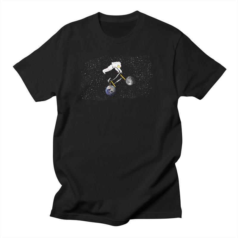 Tour d'Éspace Women's T-Shirt by Justin Tapp's Artist Shop