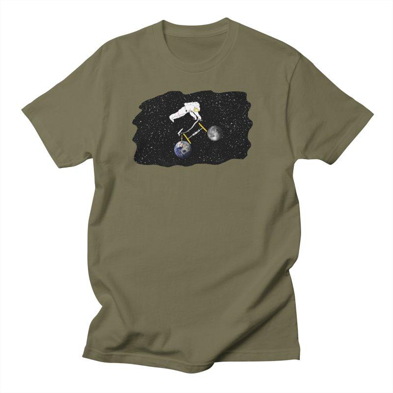 Tour d'Éspace Women's Regular Unisex T-Shirt by Justin Tapp's Artist Shop