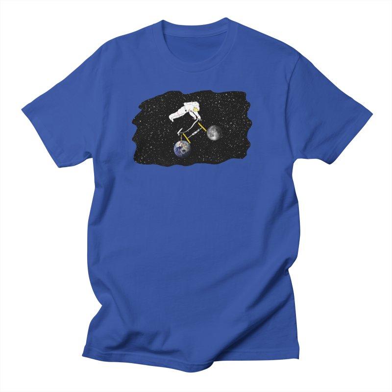Tour d'Éspace Men's Regular T-Shirt by Justin Tapp's Artist Shop