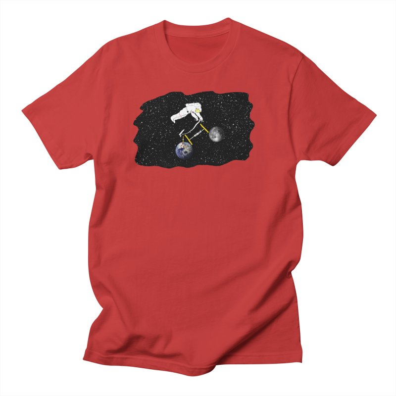 Tour d'Éspace Women's Regular Unisex T-Shirt by justintapp's Artist Shop